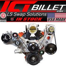 LS1 LS6 LS2 Camaro LS Swap Alternator Bracket Lower New 514