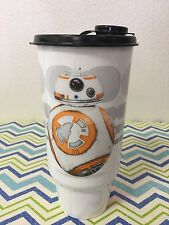 Tupperware Mega Tumbler  Star Wars BB8 32oz New