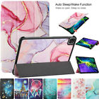 For iPad 5 6 7 8 9th Gen Air Mini 4 5 Pro 11 Case Smart Leather Flip Stand Cover