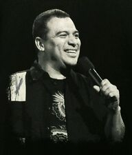 Carlos Mencia Autographed/Signed Shirt Medium M Comedy Central Stand-Up
