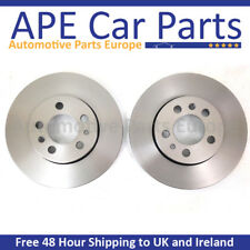 HYUNDAI H350 2.5 CRDi 04/2015- REAR PLAIN BRAKE DISCS 315mm