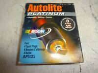 Lot of 4 Autolite Ap5125 Spark Plug