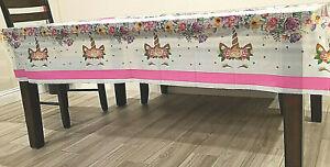 Unicorn Party Decoration Set
