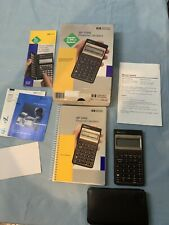 Hp 17B Ii 17bll Business Financial Calculator - Mint condition - Hewlett Packard