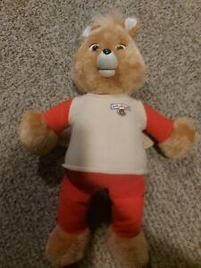 Vintage 1992 Teddy Ruxpin Bear Playskool 2810
