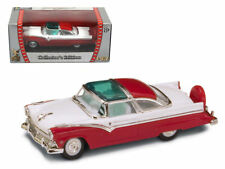 New In Box Red and White 1/43 1955 FORD CROWN VICTORIA for MTH,Lionel & K-Line