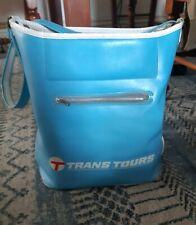 Vintage Trans Tour Airline Bag