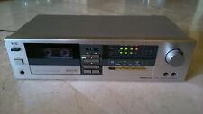 Vintage NEC K451E stereo cassette deck, 1987