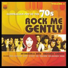 70's (2 CD) ROCK ME GENTLY - AUSTRALIAN POP OF THE 70's - Volume 4 *NEW*