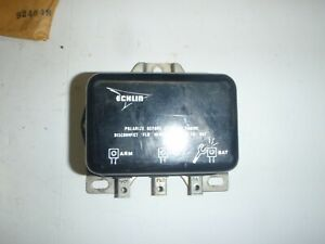 6 Volt Voltage Regulator 54 55 Lincoln 6V 50 AMP 1954 1955 - ECHLIN brand