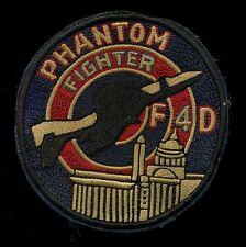 USAF F-4 F-4D Phantom Fighter Patch S-22