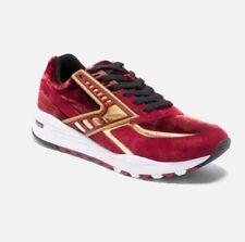 Brooks Regent Red Gold Sneaker Men New $130 Retro Size 8