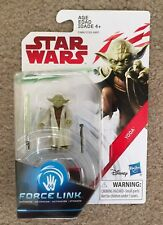 Star-Wars (The Last Jedi Yoda 3-75-Inch Action figure Sealed + Free post)