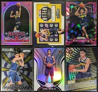 Lot of (6) Michael Porter Jr, Including Marquee Pink RC, Lottery Ticket, Phenoms
