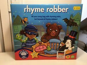 rhyme robber von orchard toys