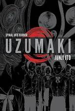 UZUMAKI 3-IN-1 DLX ED HC Viz LLC Deluxe Edition New Hardback Book by Junji Ito