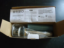 Brizo RP81628NX Push Button Pop-Up With Overflow