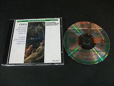 CD: VIERNE Quintette pour piano et cordes Sonate pour violon et piano HUBEAU