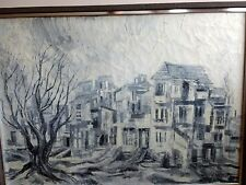 Original Painting by YOSSI STERN Oil on Canvas