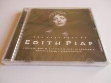 Edith Piaf  - Very Best of Edith Piaf ( AUDIO CD 06-10-1997 ) NEW