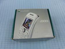 Sony Ericsson j300i blanco/White! nuevo con embalaje original! sin bloqueo SIM! IMEI iguales! rar!