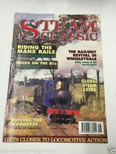 Rail Steam Classic Monthly Transportation Magazines