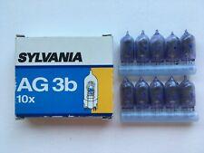 Sylvania Blitzbirnen AG 3B  10er Packung