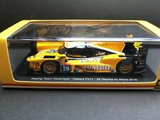Spark- Lammers vd Garde van Eerd - Dallara P217- Racing Team Holland - Special