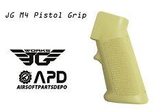JG M4 Tan Pistol Grip Airsoft AEG Replacement Slim Frame  Rifle S System M16