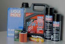 Mantenimiento Kit Can Am DS 650 Inspección Filtro de Aceite Bujía Servicio