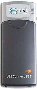 Sierra Wireless USBConnect 881 3G USB Mobile Broadband Modem - Unlocked (USB881)