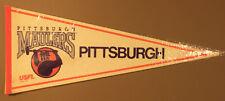 Vintage 1982 USFL | Pittsburgh Maulers | 30x12 Pennant