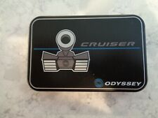Rare Odyssey Cruiser 2-Ball Putter Weight Kit w/Manual and Allan Wrench-New