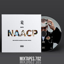 Cyhi Tha Prynce - BHP2 NAACP Mixtape (Full Artwork CD/Front/Back Cover)