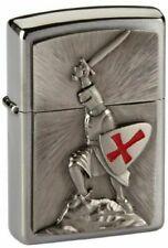 More details for zippo lighter -  crusader attack  - new