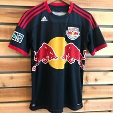 Adidas New York Red Bulls MLS Soccer Football Jersey Youth XL