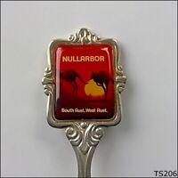 Nullarbor South Aust. West Aust. Souvenir Spoon Teaspoon (T206)