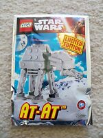 LEGO Star Wars - Super Rare 911615 AT-AT Foil Pack - Limited Edition