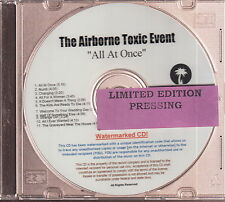 the airborne toxic event all at once cd promo