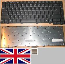 QWERTZ-TASTATUR UK HP 1500 N1000 900 Serie K99003P2 AACH50400109F0 Schwarz