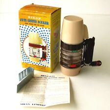 Auto Coffee Maker -Thermos pour faire le café vintage allume cigare -Camping Car