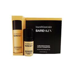 bareMinerals bareSkin Serum Foundation SPF 20 -Bare Satin 06 0.10 oz