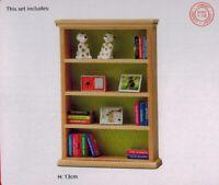 Lundby 60.3050 Smaland Bookshelf - Bücherregal für Puppenhaus 1:18