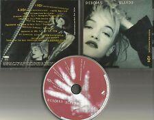 DEBORAH BLANDO Boy Why you Wanna w/ RAP VERSION PROMO CD Single make me blue