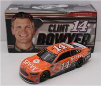 NEW NASCAR 2018 CLINT BOWYER # 14 ITsavvy 1/24 CAR