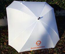 Schuberth Fanartikel FARE Fibermatic XL Regenschirm Square Jumbo Sonnenschirm