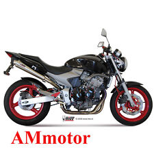 Mivv Honda Hornet 600 2004 04 Terminale Di Scarico Marmitta X-Cone Moto