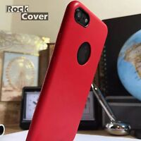 Apple iPhone 7 Case Impact Resistant Flexible Silicone Red I ISPORT™