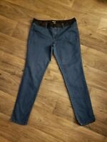 Womens Allen B Schwartz Slim Fit Jeans Size 12
