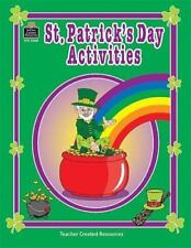 Holiday Activities: St. Patrick's Day Activities by Pamela Friedman (1998, Paper